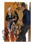 Michael Biehn & Jennifer Blanc (The Victim) - Genuine Signed Autograph #2